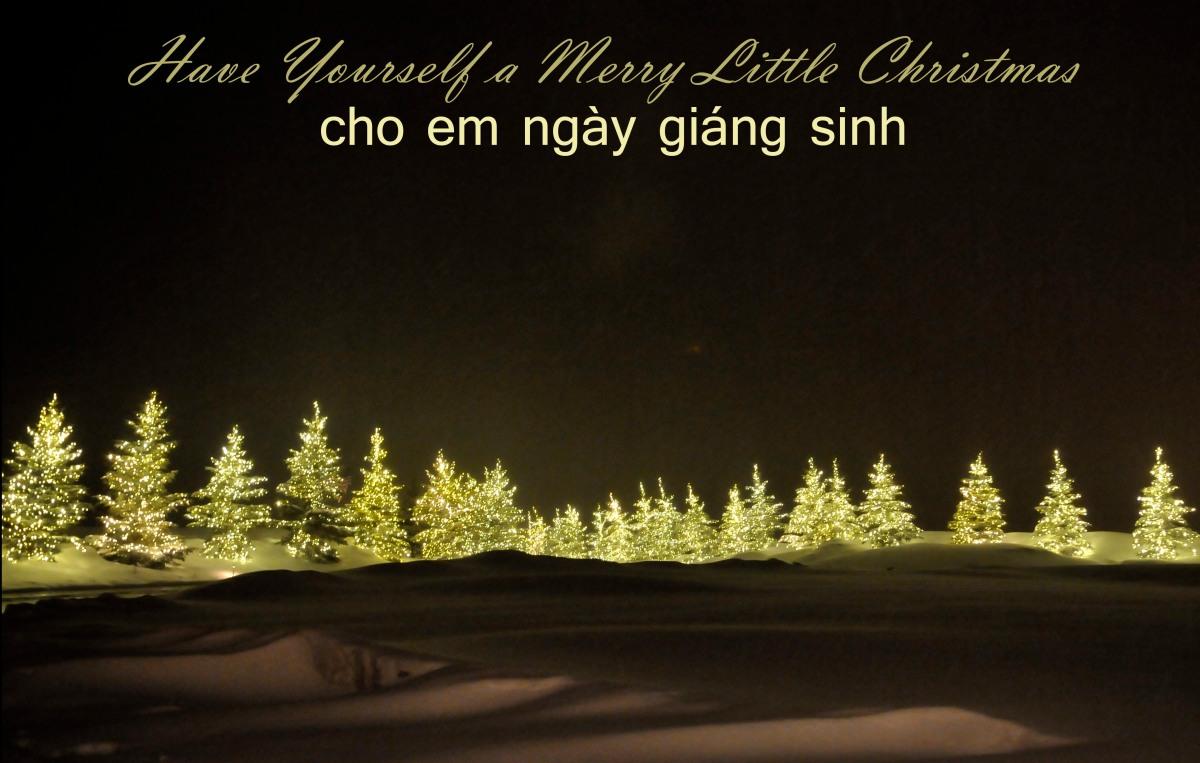 Cho Em Ngày GiángSinh