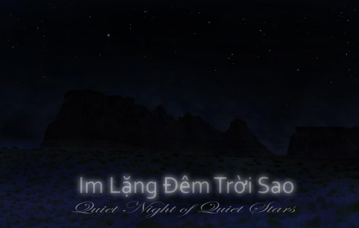 Im Lặng Đêm TrờiSao