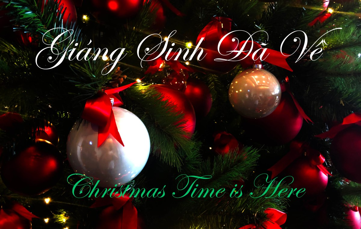 Giáng Sinh ĐãVề